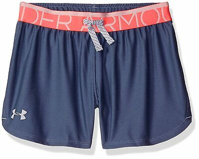 (TG. FR: XS (Taglia produttore: YXS)) Play Up Under Armour-Pantaloncini (J3Q)