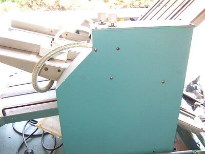 Baumfolder Ultrafold 714 Suction Feed With All Compressor Unit Usa Low Price