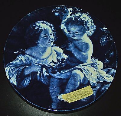 J H Weatherby & Sons The Collector's Series Plate Made In Staffordshire England
