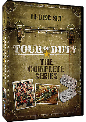 Tour Of Duty: The Complete Series (Terence Knox, Stephen Caffrey, Tony Becker,