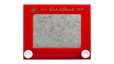 NEW Classic Etch A Sketch from Mr Toys