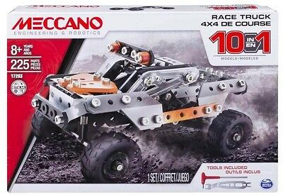 NEW Meccano Race Truck 10 IN 1 from Mr Toys