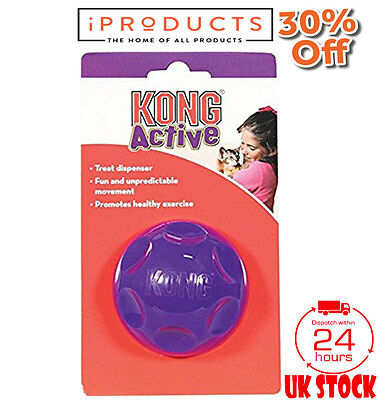KONG Treat Ball Cat Toy