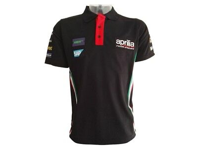 Polo Aprilia Racing Team Moto Gp 2017  Xxl