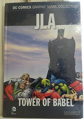 Dc Comics Graphic Novel Collection - **jla ~ Tower Of Babel**