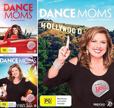 DANCE MOMS Complete Season 5 Collection 1 2 3 : NEW DVD