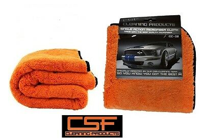 CSF Promo Pack Orange Towel Delirium DC 02 Trockentuch + CC 02 Poliertuch Neu!
