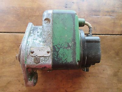 Wico Series C Magneto For 2 Cylinder John Deere Tractor Untested Turns Freely