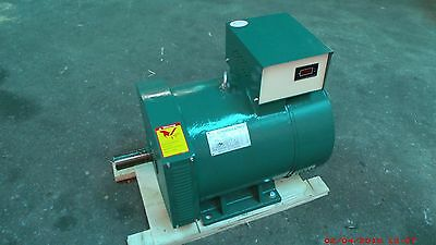 15KW ST Generator Head 1 Phase for Diesel or Gas Engine 50/60Hz 120/240 volts,