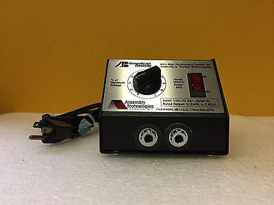 American Beauty 105A12 0 to 250 W, Resistance Soldering Power Unit. Tested!