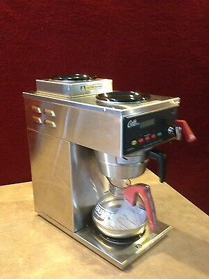 Wilbur Curtis Alpha3Gt Coffee Brewer, Comes With A 30 Day Limited Parts Warranty
