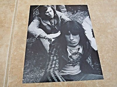 The Rolling Stones Early 60's Vintage Black White 8x10 Band Photo Charlie & Bill