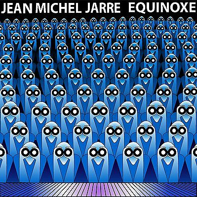 Jean Michel Jarre - Equinoxe (2015)  Vinyl LP  NEW/SEALED  SPEEDYPOST