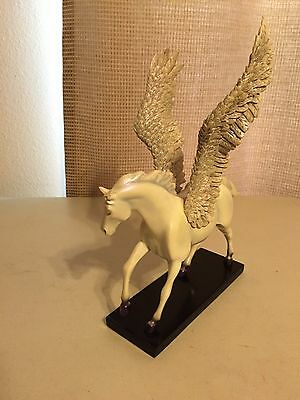 Trail of Painted Ponies Silver Lining Winged Horse Pegasus 2E #12219