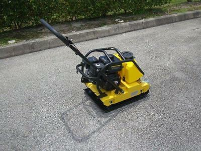 CORMAC plate compactor model C95TH with HONDA GX160 @ 5.5Hp gasoline  WATER TANK