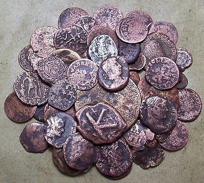 Lot of 50+ Low Grade Ancient Roman Coins