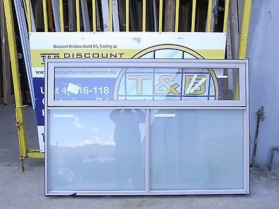Aluminium Awning Window 1200H  X 1810 W (Item 2755/) Dune