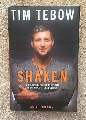 Shaken: Discovering Your True Identity in the Midst of Life's... by Tim Tebow