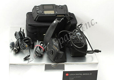*Mint* Leica black DMR digital back Boxed  has error #933