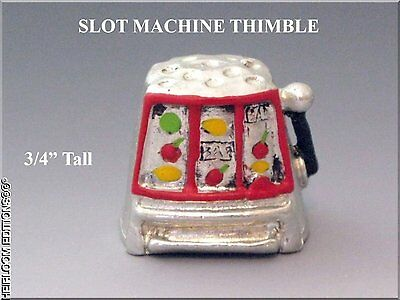 Slot Machine Thimble