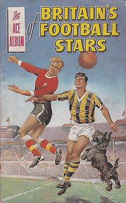 The Ace Album Of British Football Stars 1963 The Rover & Wizard Comics Complete