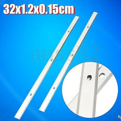 "12-1/2"" Portable Planer Blades for Delta 22-560 Blade Replaces 22-562 2Pcs/set"