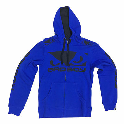 Bad Boy Walkout Hoodie Blue