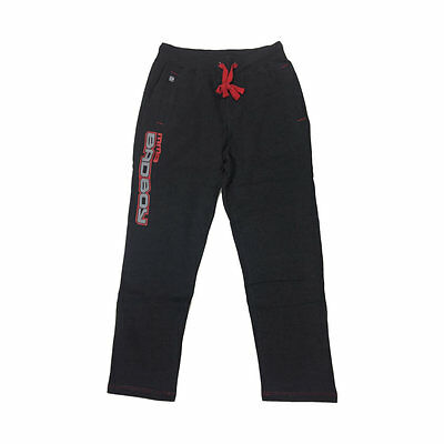 Bad Boy Walkout Track Pants Charcoal
