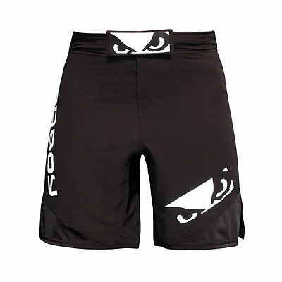 Bad Boy Legacy 2 MMA Shorts Black