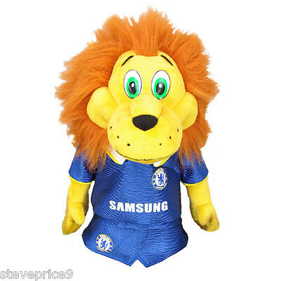 Chelsea Fc Golf Club Mascot Head Cover. Stamford The Lion.