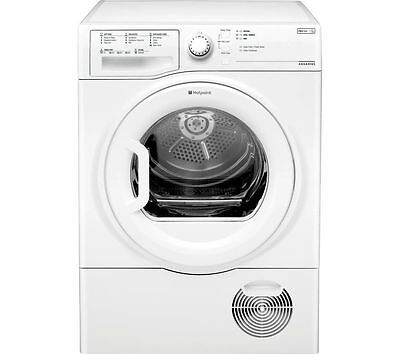 HOTPOINT Futura TCFS93 Condenser Tumble Dryer White B Energy Class 9 kg Dryin