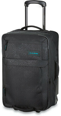 Dakine Luggage - Status Roller 45L - Carry on Size Green Wheeled - EllieII