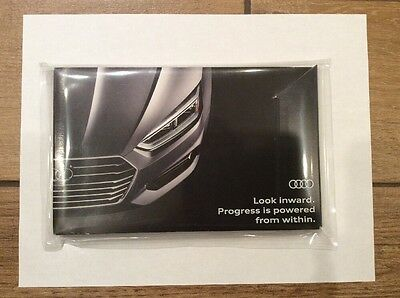 2018 Audi A5 and S5 Coupe Cabriolet Sportback Deluxe Sales Material Display
