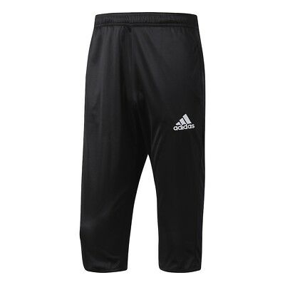 adidas Core 15 3/4 Trainingshose Short schwarz/weiß [M35319]
