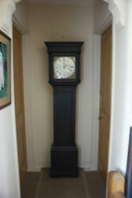 18 Th. Century Longcase Clock.
