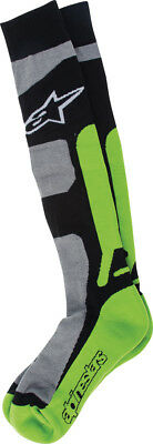 Alpinestars Tech Coolmax Socks Green L-2X 4702114-916-L/2X