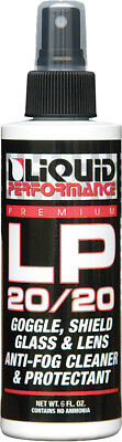 Lp 20/20 Anti-Fog Cleaner & Protectant 6Oz 0734