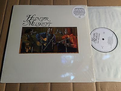 HUNTER MUSKETT - EVERY TIME YOU MOVE - LP - LR128 - Reissue RUSSIA 2007 (DI961)