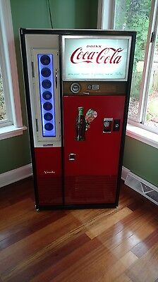 Vendo V63 Coke Machine (Pristine And Restored)