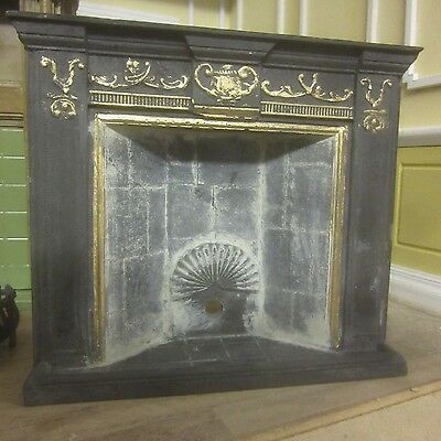 Dolls House 1/12th scale   Fire Place   Hand made   signed and dated    HHM 26