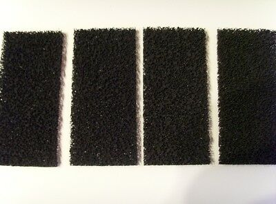 Compatible With Fluval Carbon Pads Suitable For The U2 Filter