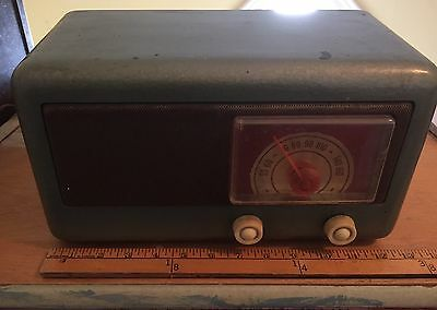 Vintage Northern Electric Radio Receiver 5200, Baby Champ