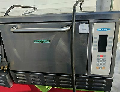 Turbochef Tornado Ngc Commercial Rapid Cook Oven Microwave Dunkin Donuts