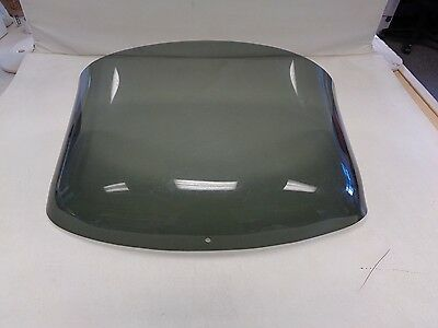 "Tinted Plexiglass Windshield 10"" X 30 1/4"" Marine Boat"