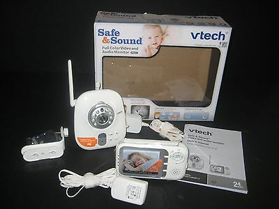 Video baby monitor for the VTech VM321 Safe & Sound system