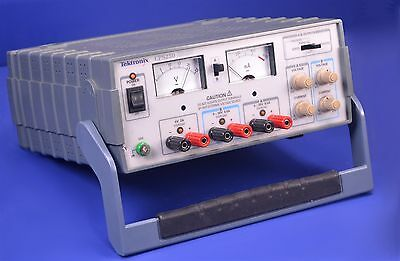 TekTronix CPS250 Triple Output Regulated DC Power Supply - Tested!