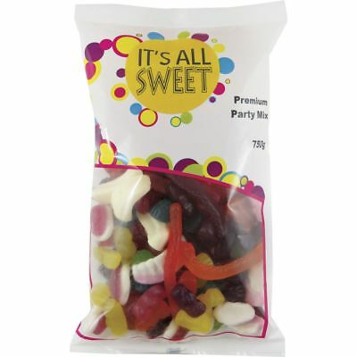 It's All Sweet Premium Party Mix 750g
