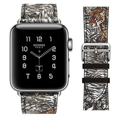 Hermès Hermes Apple Watch Band 38mm Equateur Tatouage (band Only) Sold Out