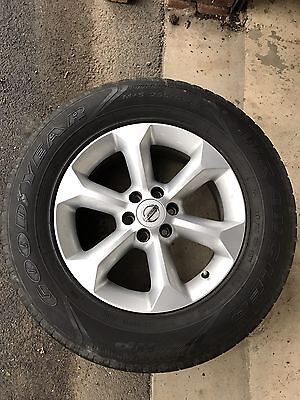 "2013 D40 ST 17"" Wheels And Tyres"