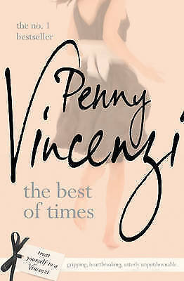 The Best of Times by Penny Vincenzi (Paperback, 2009)